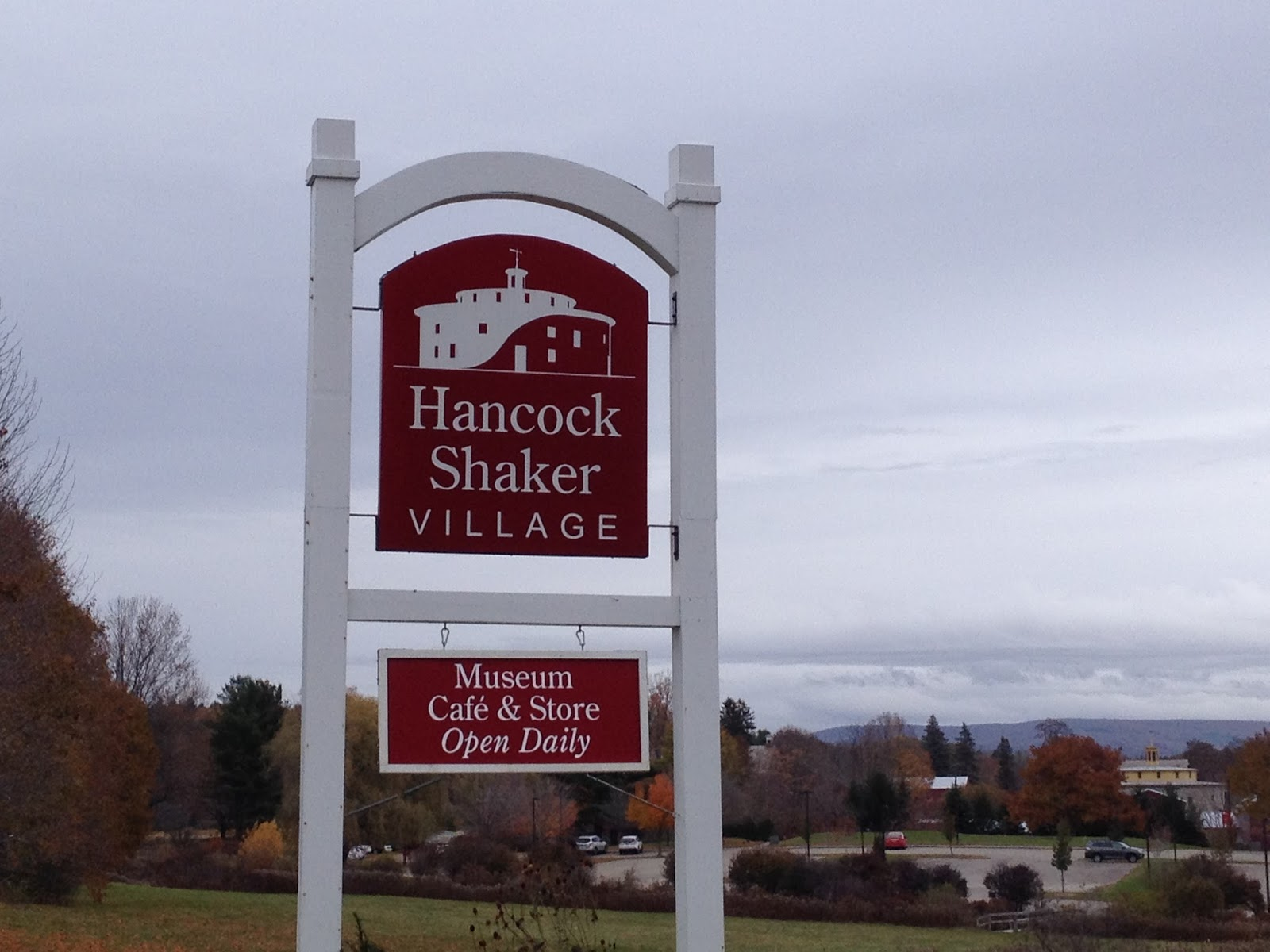 the shakers made their home here from the late 1780s until 1959 when the community had to sell the property due to dwindling numbers