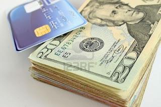 biaya bunga tarik tunai kartu kredit