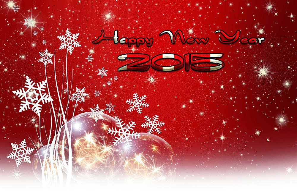 Happy New Year 2015 Cards Wallpapers Free Download