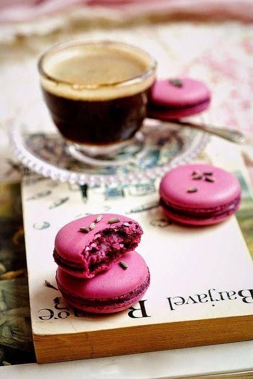 Cafe Chic & Choc - blog o Francji - kuchnia francuska - makaronik