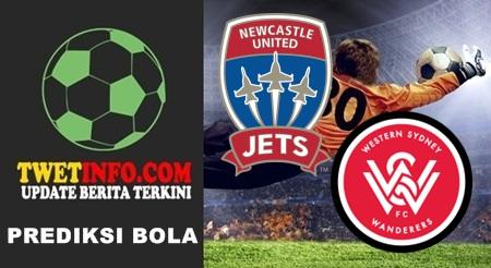 Prediksi Newcastle Jets vs Western Sydney