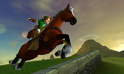 juegos para nintendo 3ds zelda ocarina of time