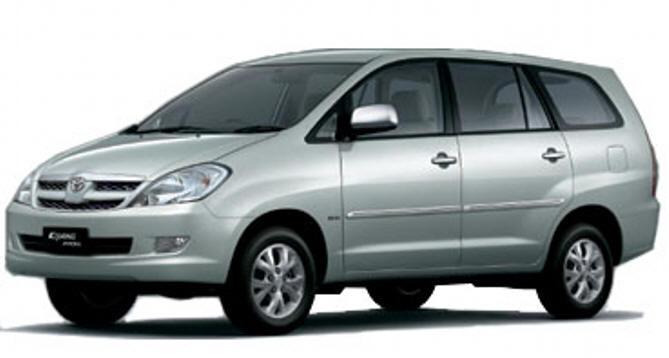 Harga Mobil Toyota Innova