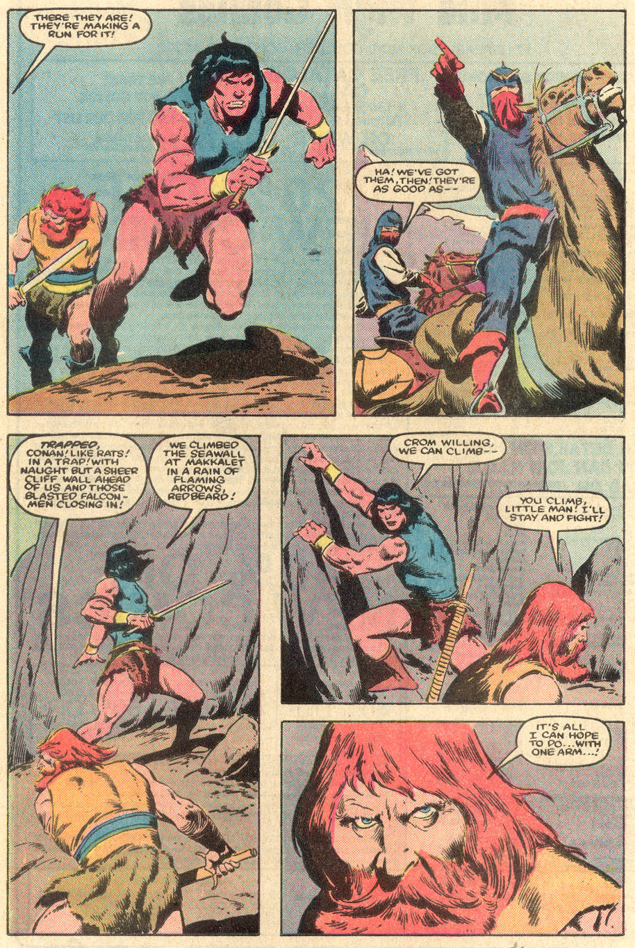 Conan the Barbarian (1970) Issue #162 #174 - English 15