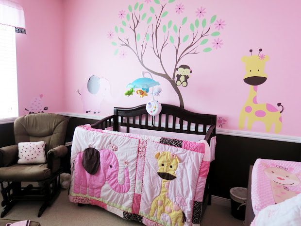 Baby Girl Nursery Ideas Decor