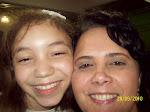 Essa sou eu e minha filha