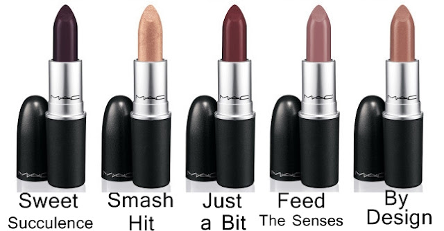 mac indulge, labiales, lipsticks