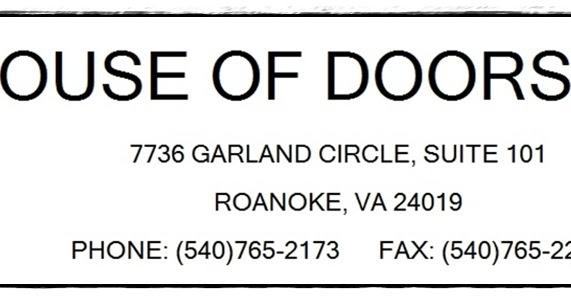 house of doors roanoke va 1 000 more words pictures of commercial door frame hardware. Black Bedroom Furniture Sets. Home Design Ideas