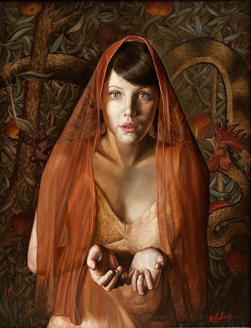 La Virgen y el Basilisco