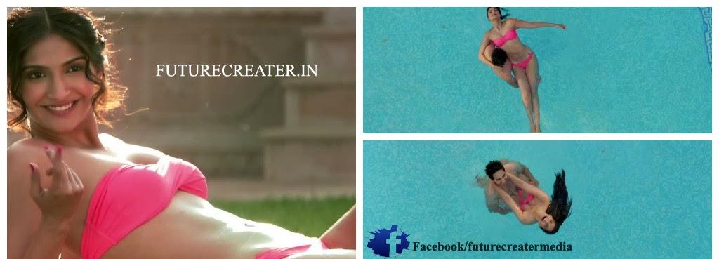 Bewakoofiyaan Official Trailer | Sonam Kapoor Stuns In Bikini in Bewakoofiyaan
