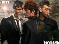 Foto Biodata HITZ Boyband | Lirik Lagu HITZ Yes Yes Yes