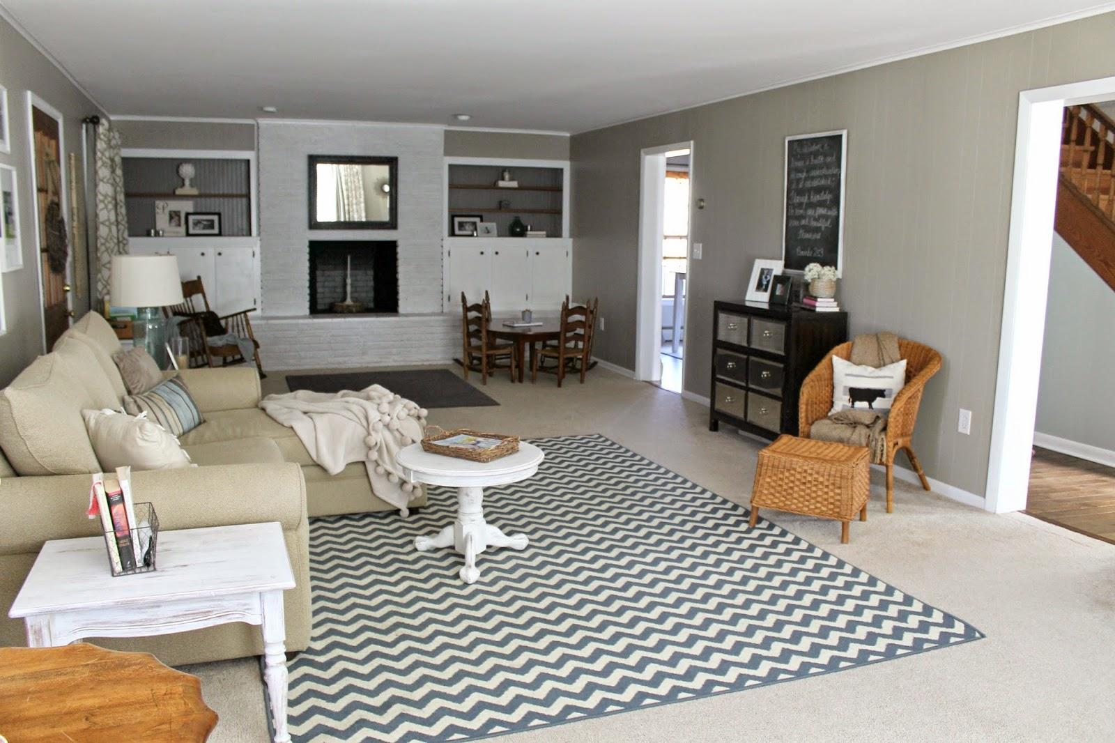 Grace Lee Cottage Our Living Room