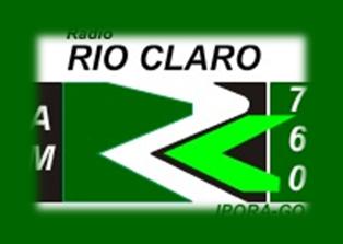 Rádio Rio Claro AM de Iporá GO ao vivo