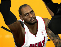 NBA2K14 PC Graphics Face Mod