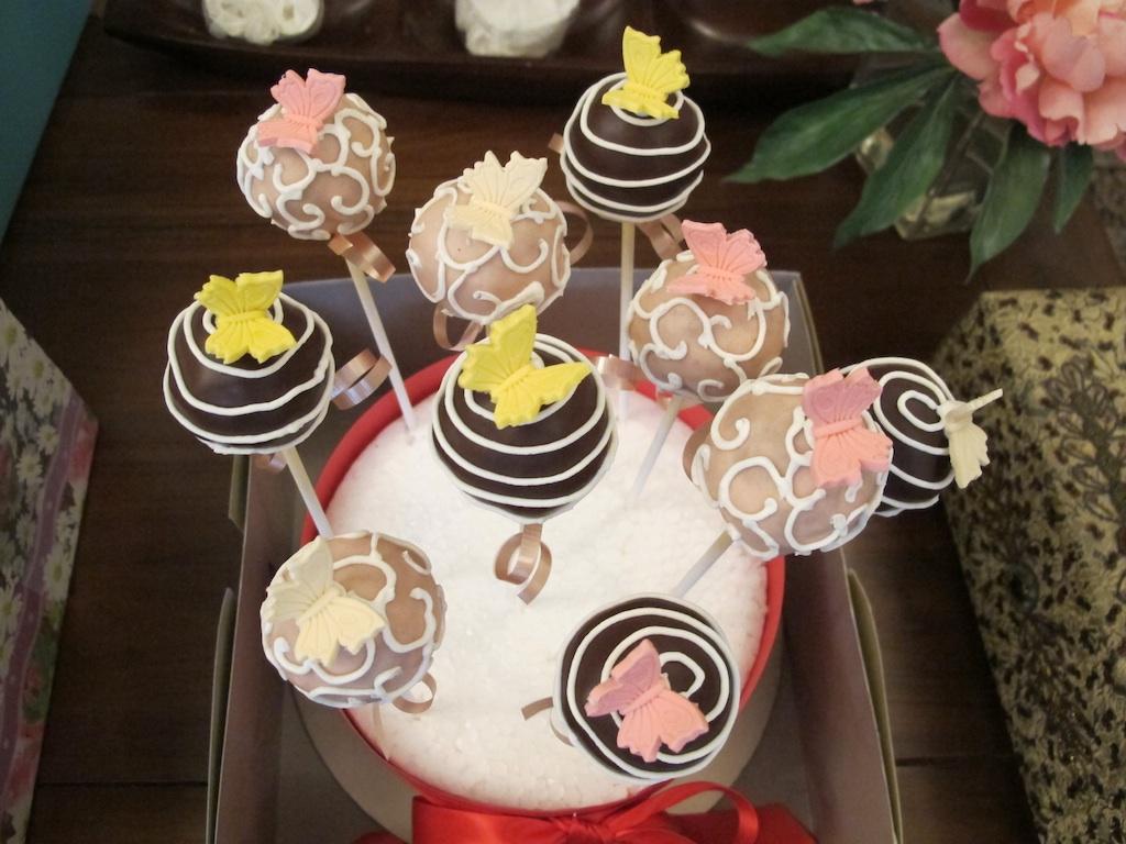 Cake Pop Order Malaysia
