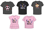 Muertoons T-Shirts