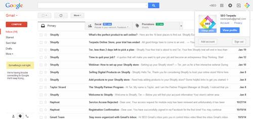 Situs Penyedia Layanan Membuat Email Gmail