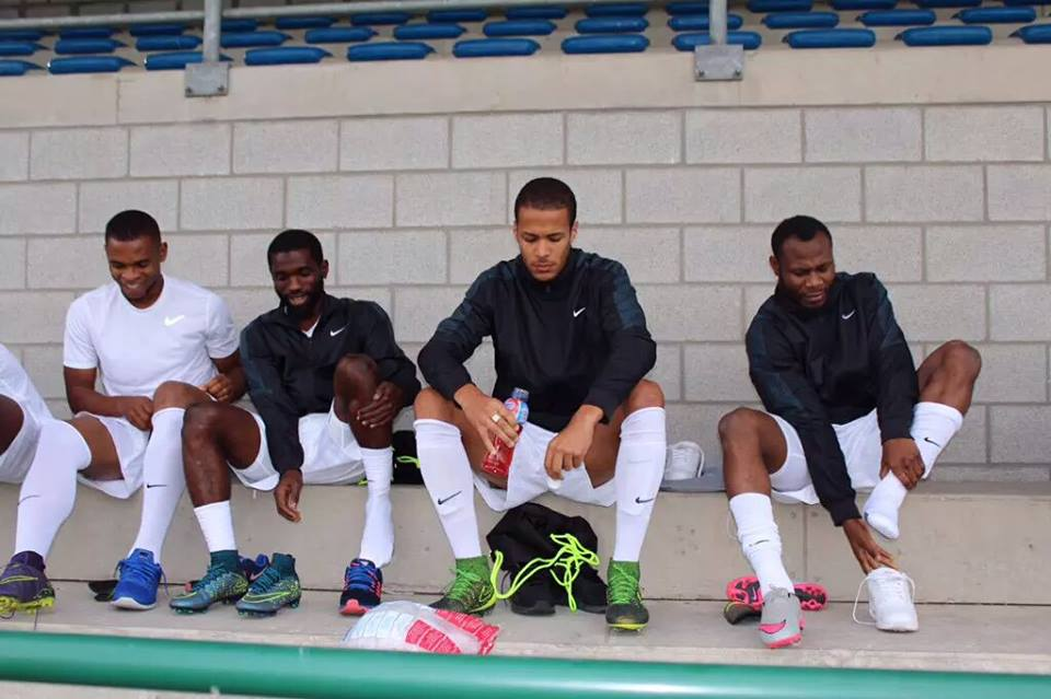 Mikel Obi, Emenike, Ahmed Musa arrives in Belgium to prepare for the friendly match against DR Congo