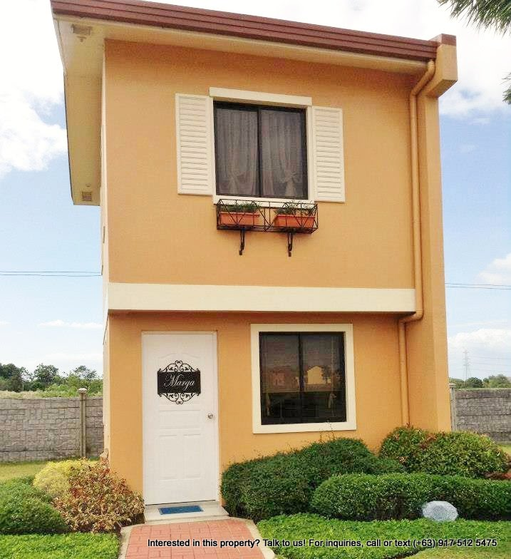 Camella homes daang hari alabang model house