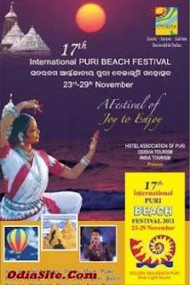 puri beach festival odisha