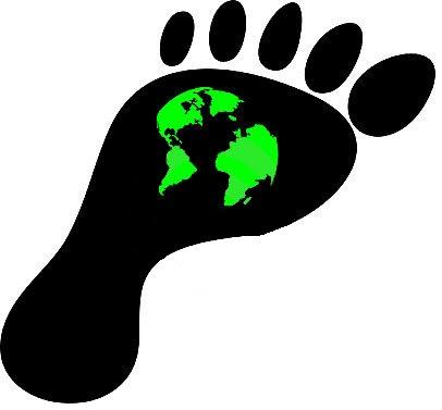 Ecological Footprint Cartoon
