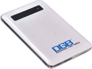 Flipkart : Buy DGB Titanium PB-5000 DGB Ultra Slim Power Bank 4000 mAh for Rs. 699 only