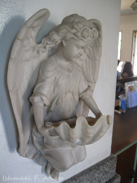 Angel in Rangsit Catholic Church