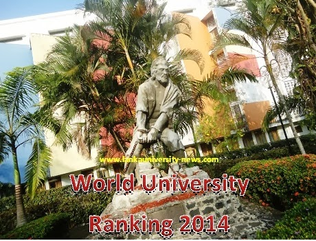 Sri Lankan Universities World Ranking 2014/2015