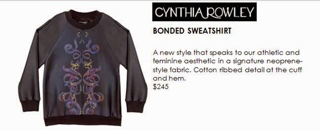 Bonded Sweatshirt