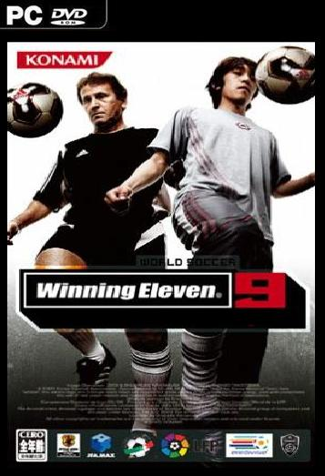 Download Game Winning Eleven 9 Full Version | Mediafire | 900 MB