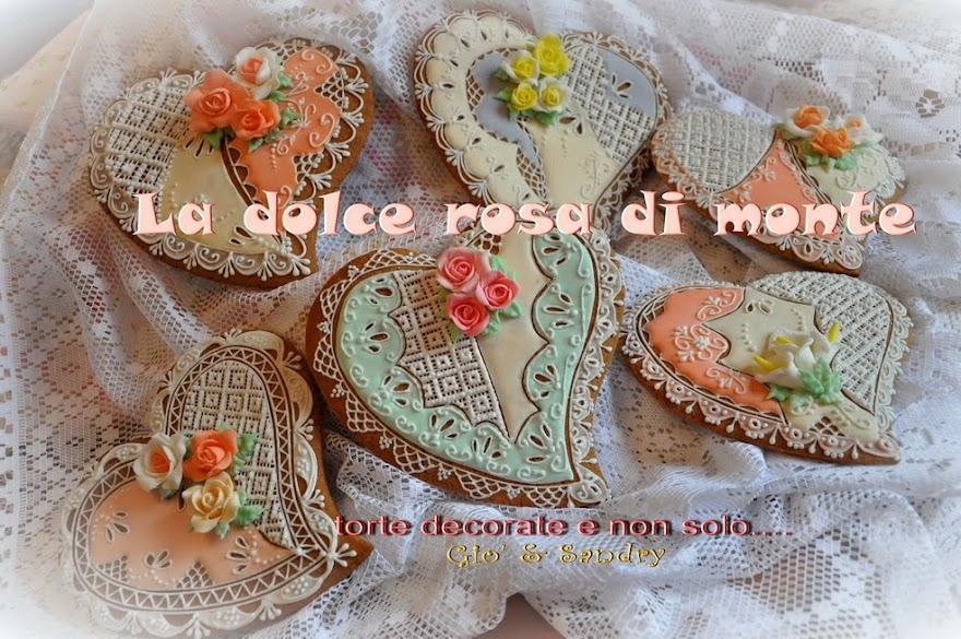 La dolce rosa di monte