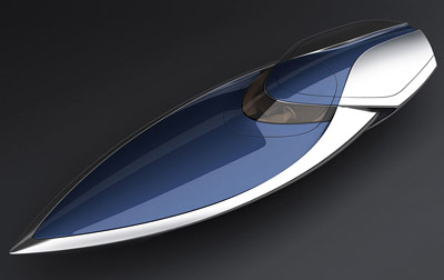 copy paste speedboat bugatti veyron sang bleu. Black Bedroom Furniture Sets. Home Design Ideas