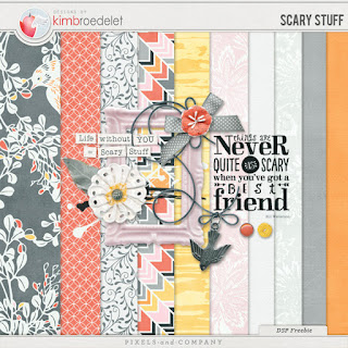 The Scary Stuff by Kim B's Designs