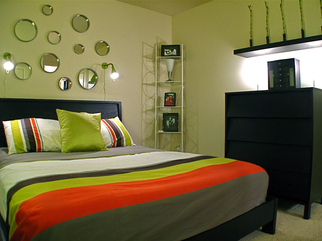 Design-Color-Green-Room-Bedroom-Minimalist