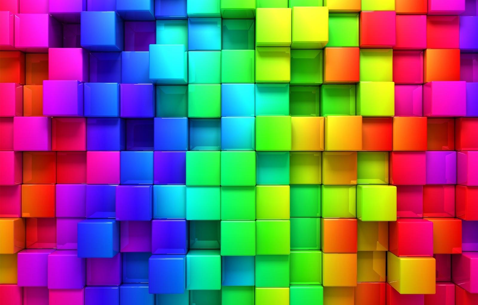 Block Wallpaper