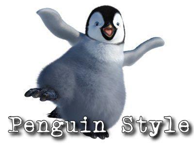 STP - Penguin Style