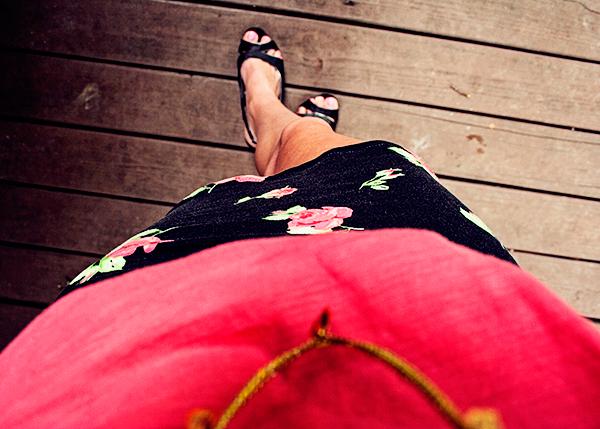 cutout slingback heels