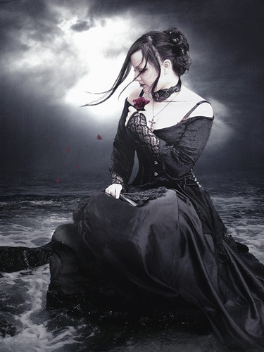 Stillness Of The Ocean Gothic Wallpapers