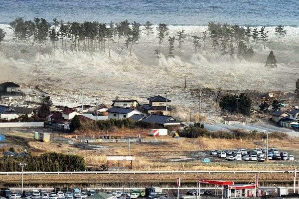 Sau con sóng thần