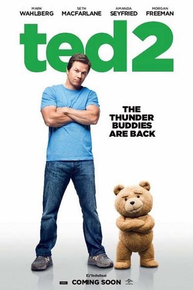 Ted 2 (2015) - Subtitulada