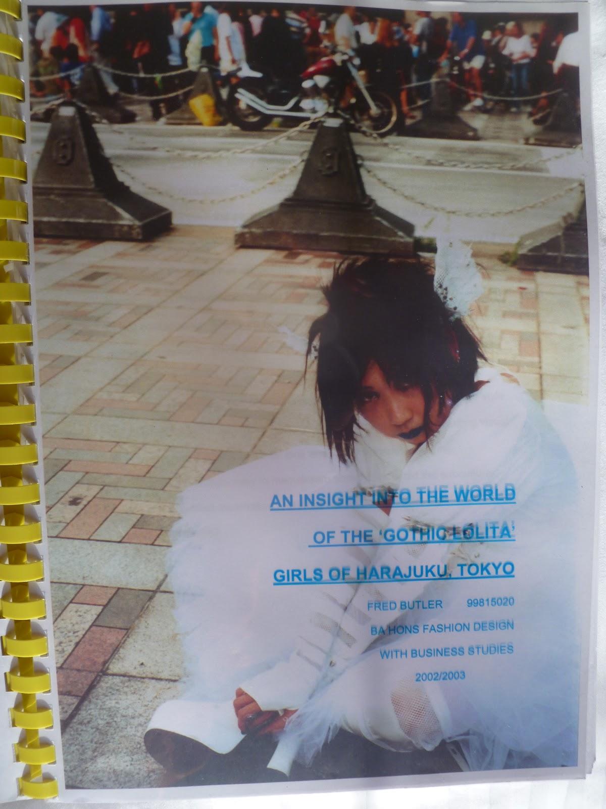 lolita thesis