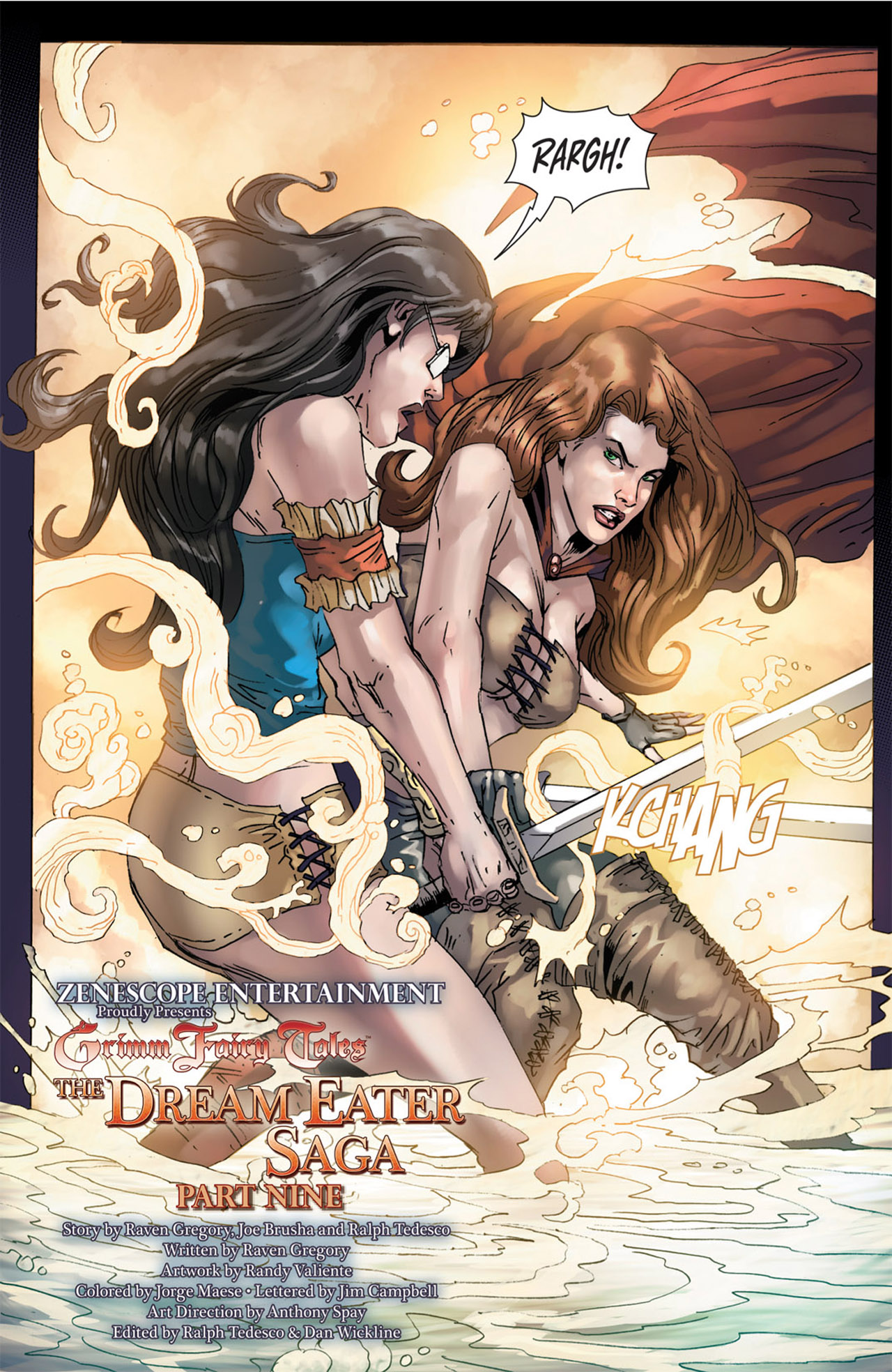 Grimm Fairy Tales (2005) Issue #63 #66 - English 5