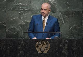 Rama bën thirrje për njohjen e Kosovës në OKB