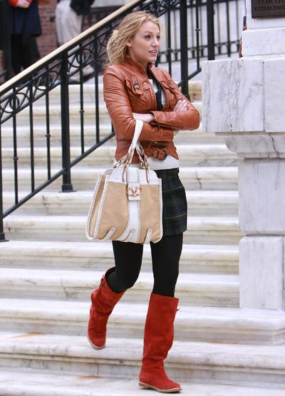 La Moda Ivana: Blake Lively, casual style!