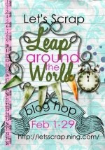 Let's Scrap Blog Hop