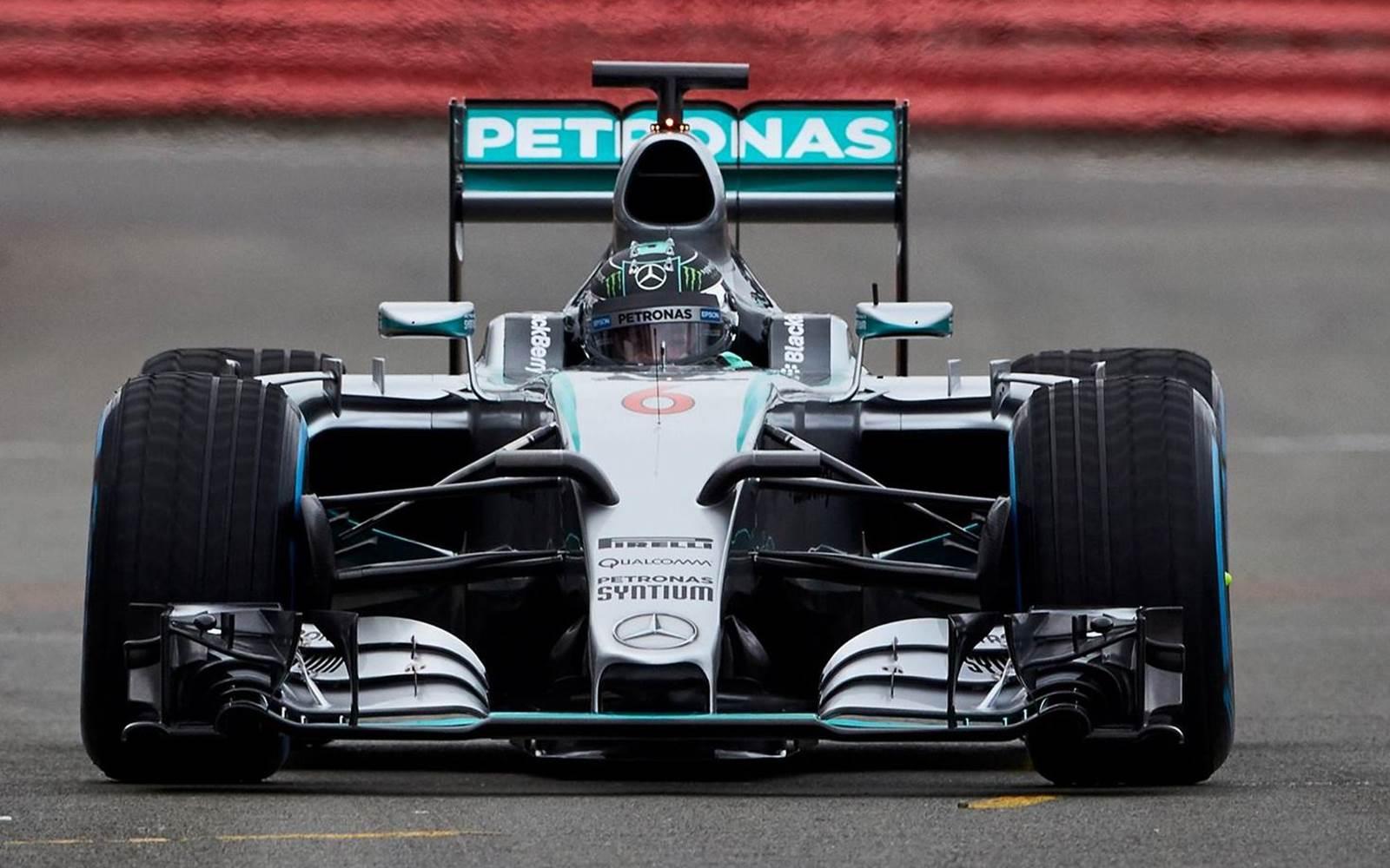 Mercedes-AMG 2015 - Rosberg