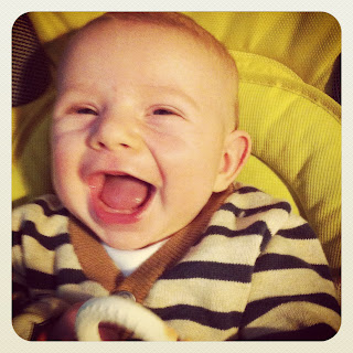Baby Cedric Laughing