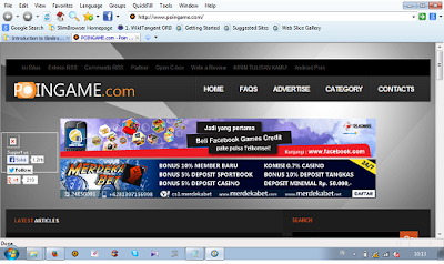 Download Alternatif Browser Ringan Untuk PC | SlimBrowser | 3Mb