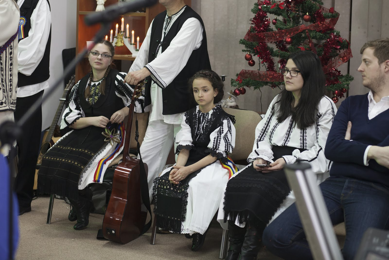 Alina, Cassiana, Andreea și Teodor