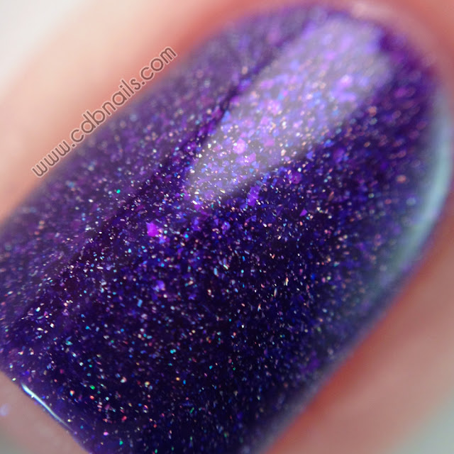 Lollipop Posse Lacquer-That's How Witch Babies Are